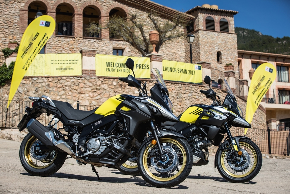 Essai Suzuki V-Strom 650 XT 2017 : revu et corrigé