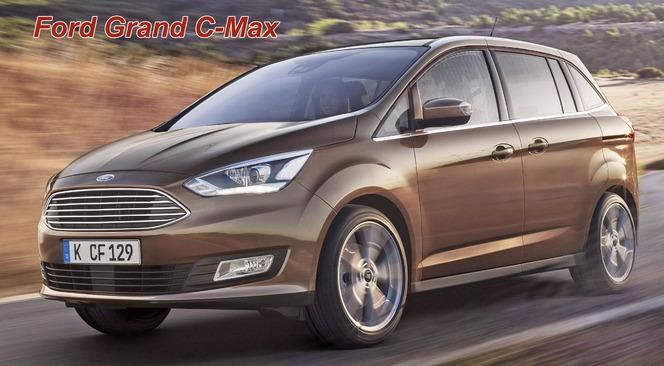 Calendrier des nouveautés 2015 – Monospaces : l'Espace change, les nouveaux Ford S-Max et Galaxy apparaissent !