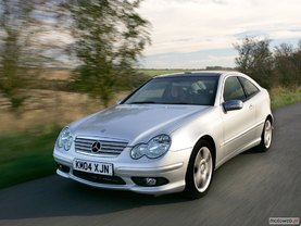 Mercedes Coup 233 Sport