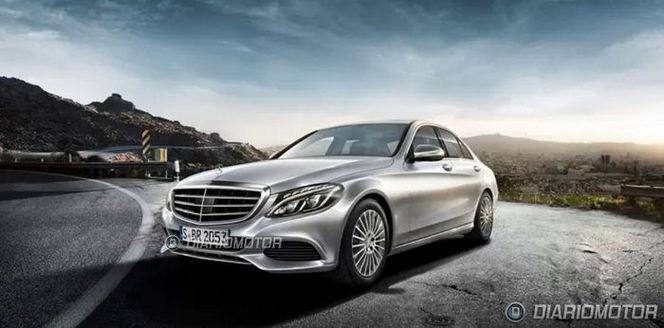 La nouvelle Mercedes Classe C se montre enfin