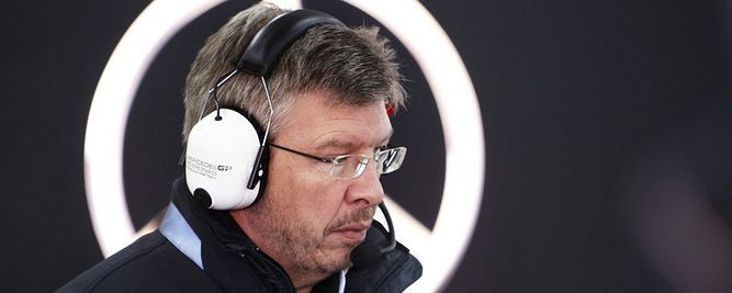 F1 : Ross Brawn quitte Mercedes