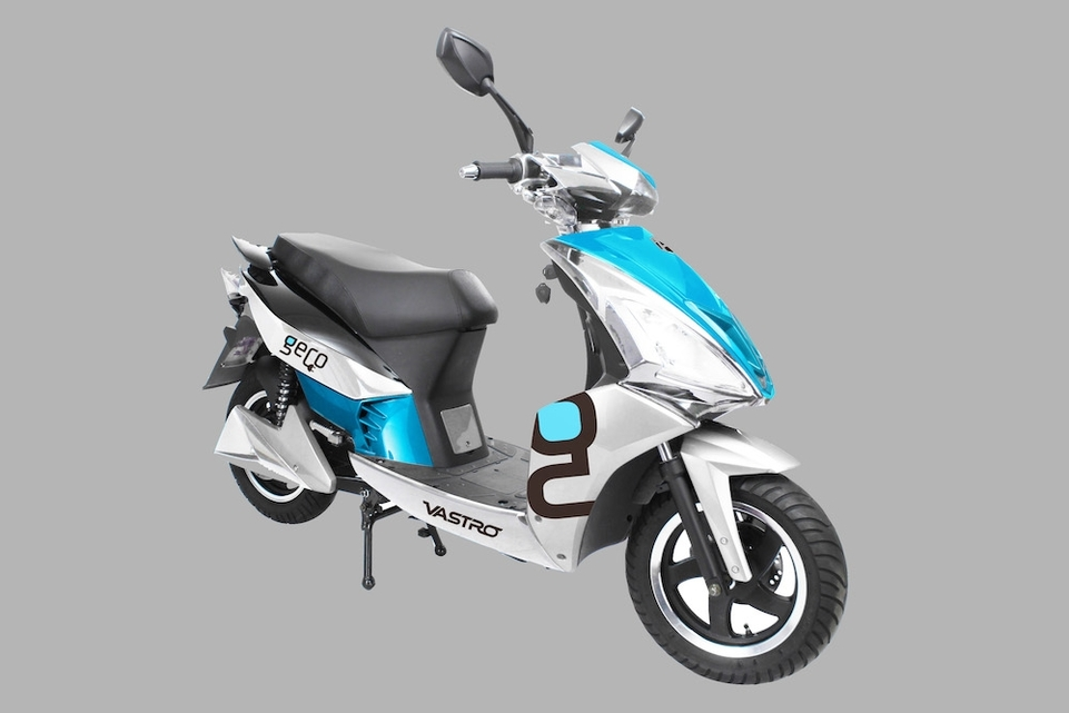 Nouveauté scooter électrique : Vastro dévoile le Geco
