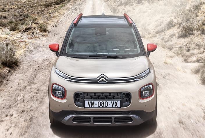 Citroën C3 Aircross: le cap des 100000 ventes