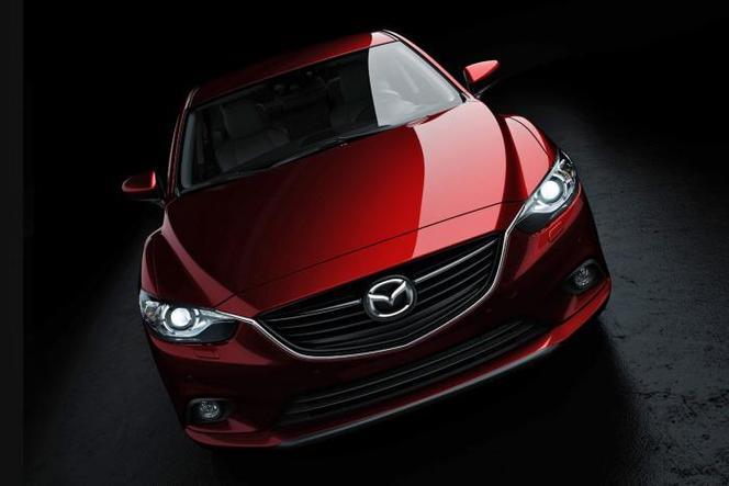 Voici la nouvelle Mazda6 Break (ajout vidéo)