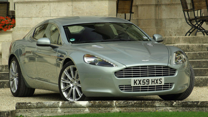 Essai vidéo - Aston Martin Rapide : la quintessence de l'automobile