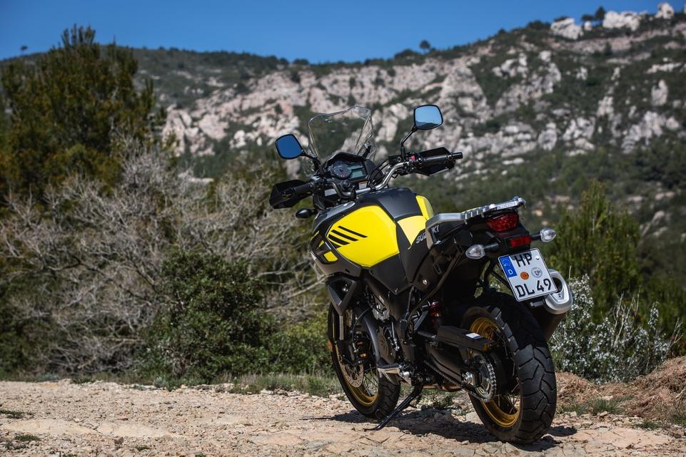 Essai Suzuki V-Strom 1000 XT 2017 : un bon bi bien d'homme