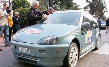 Rallye: Un Monte Carlo vert