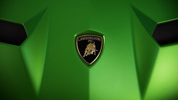 Lamborghini Aventador SVJ : première image