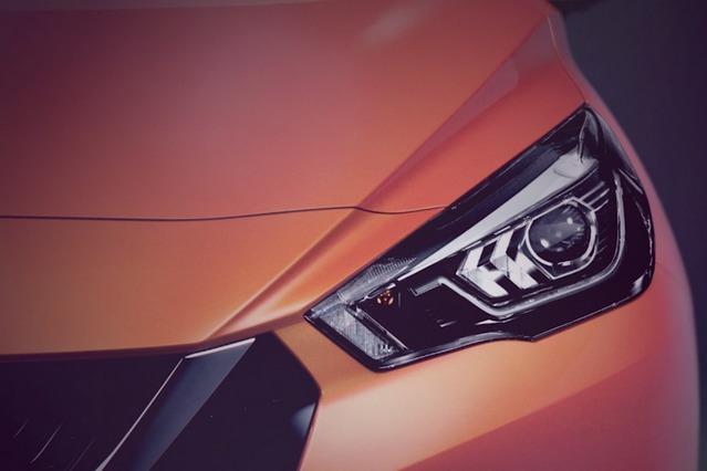 Mondial de Paris 2016 : avant-goût de la nouvelle Nissan Micra