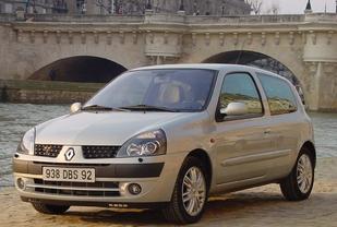 Fiche fiabilité Renault Clio 2