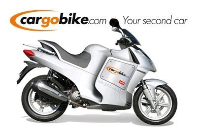 Nouveauté scooter 2008 : Aprilia Cargobike AS