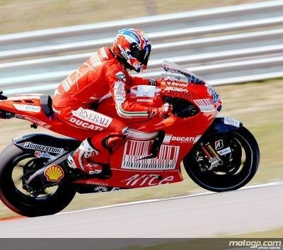Moto GP - Pays Bas D.2: Stoner furieux contre Gibernau