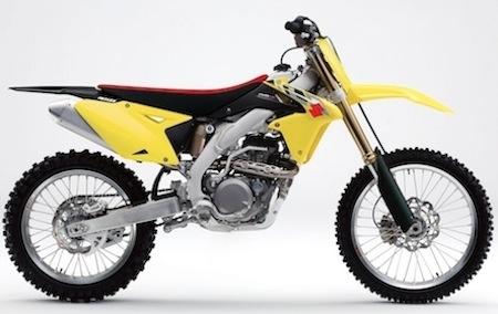 Suzuki RM-Z 2014: prix, dispo et tout et tout