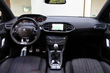 Peugeot 308 GT : en avant-première, les photos de l'essai