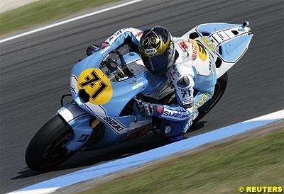 Moto GP: Australie: Phillip Island est la bête noire de Suzuki
