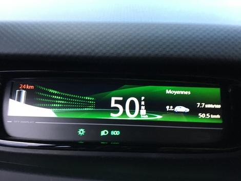 La Renault Zoé ZE40 R110 jusqu'à la panne : la norme NEDC dépassée de plus de 160 km !