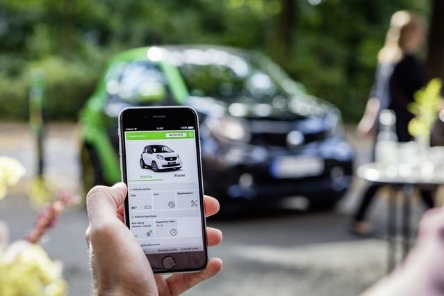 Il sera possible de lancer la climatisation à distance… si la voiture est en recharge.