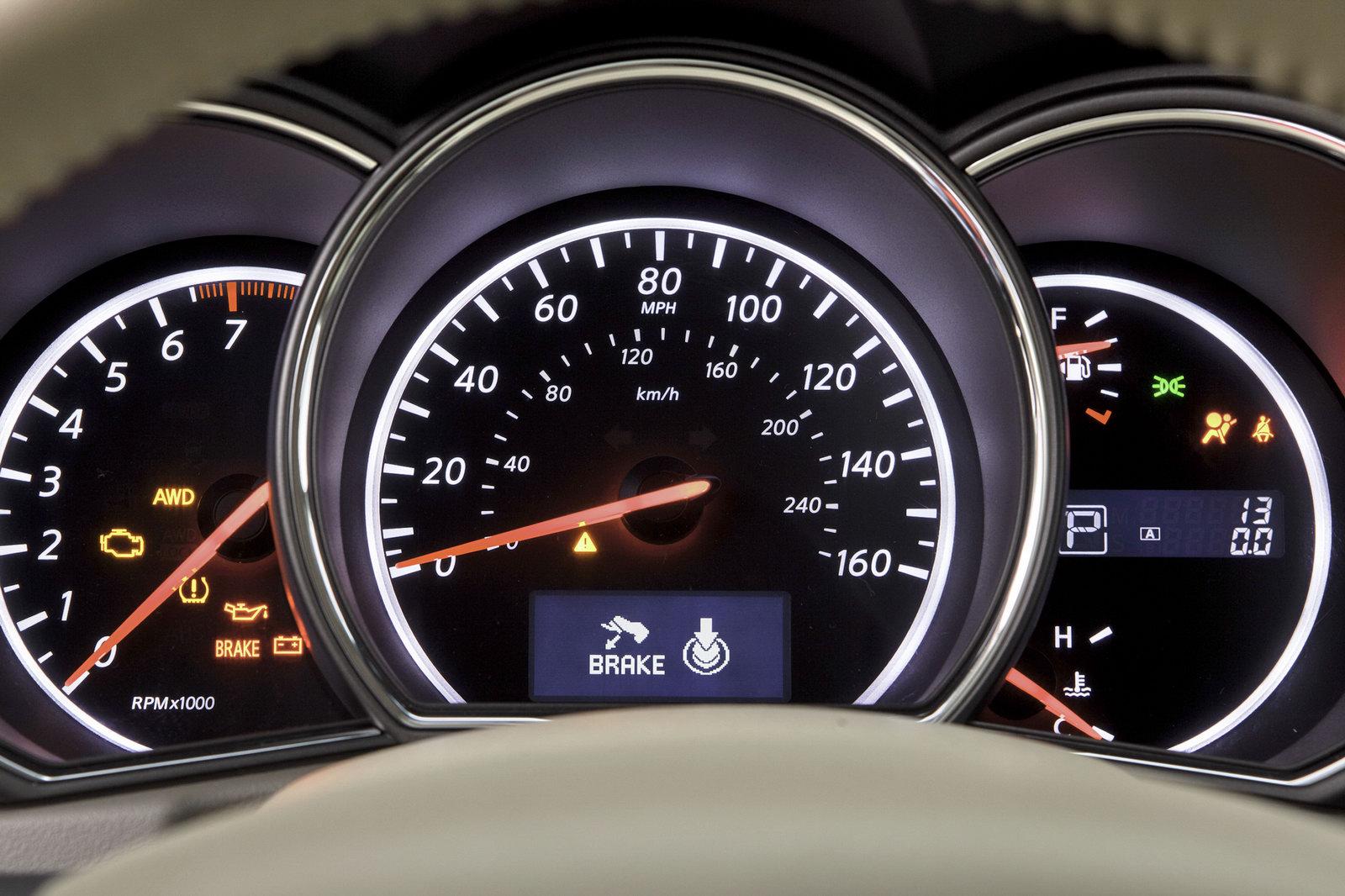 Nissan Murano : le millésime américain 2011