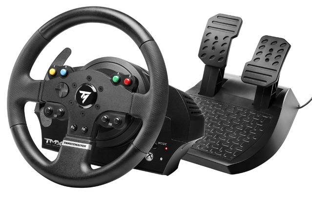 Test du Thrustmaster TMX Force Feedback sur Xbox One et PC