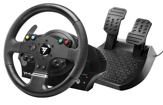 Test du Thrustmaster TMX Force Feedback sur Xbox One et PC