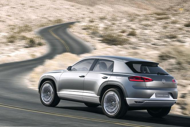 Une VW Touareg CC dans les tuyaux ?