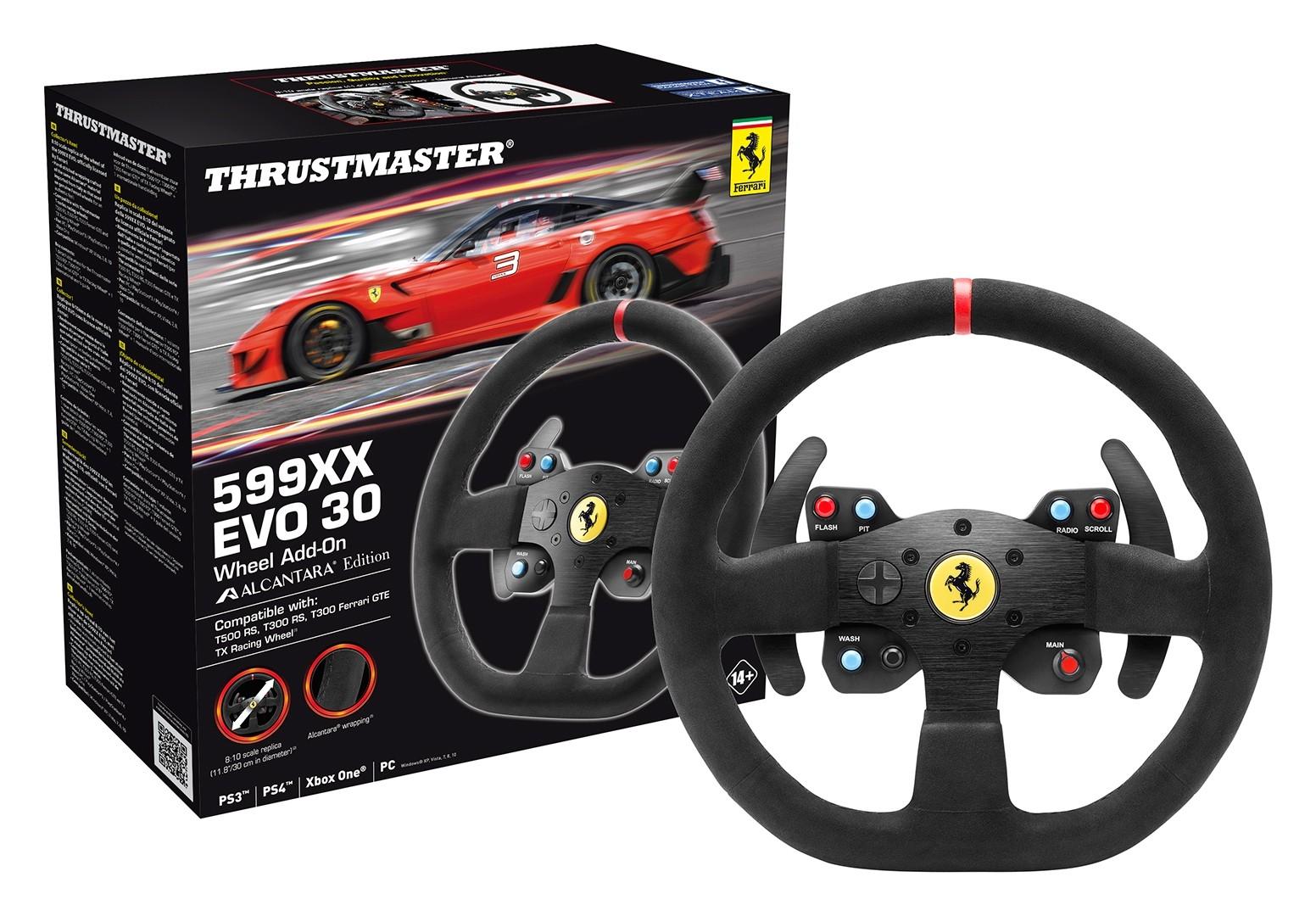test du thrustmaster tx racing wheel leather edition sur. Black Bedroom Furniture Sets. Home Design Ideas