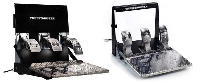 T3PA-Pro en position GT à gauche, monoplace à droite