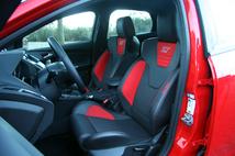 Essai vidéo - Ford Focus ST restylée : gaz...ole !