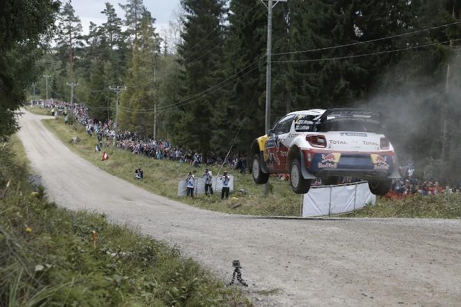 WRC Finlande Final : Sébastien Loeb confirme qu'il est le maître