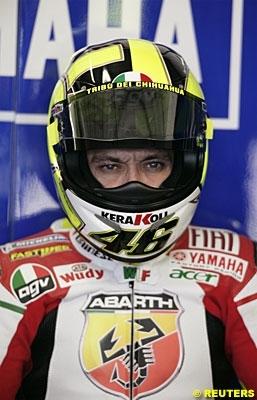 Moto GP: Rossi et Bridgestone: Yamada ne dément pas