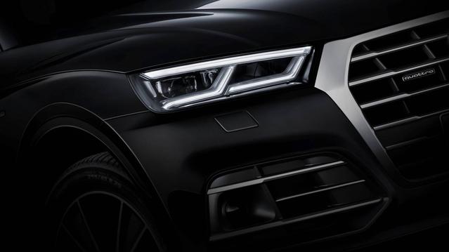 Mondial de Paris 2016 : le nouveau SUV Audi Q5 montre son regard et son coffre