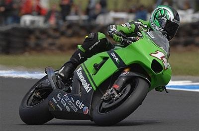 Moto GP: Australie: Randy espérait beaucoup mieux