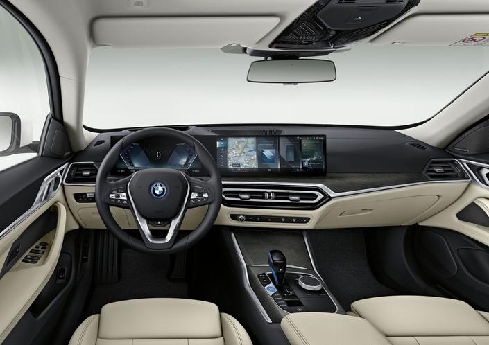 BMW i4: información técnica, precios desde 59.700 euros