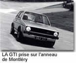 Pour les fans de la Golf GTI