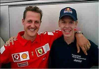 Race of Champions: Vettel avec Schumacher, le passage de témoin ?