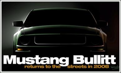 Ford Mustang Bullitt : le retour officiel