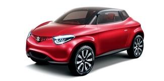 Salon de Tokyo 2013 : Suzuki présent avec quatre concepts