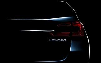 Salon de Tokyo 2013 : Subaru tease son concept LEVORG
