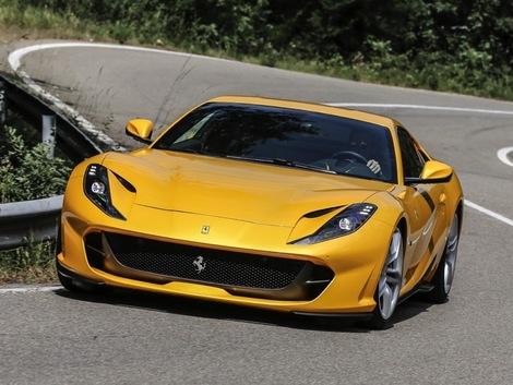 19e. Ferrari 812 Superfast - V12 800 ch - 340 km/h