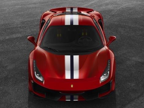 19e ex. Ferrari 488 Pista - V8 720 ch - 340 km/h