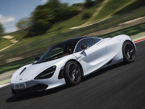 15e. McLaren 720 S - V8 720 ch - 341 km/h
