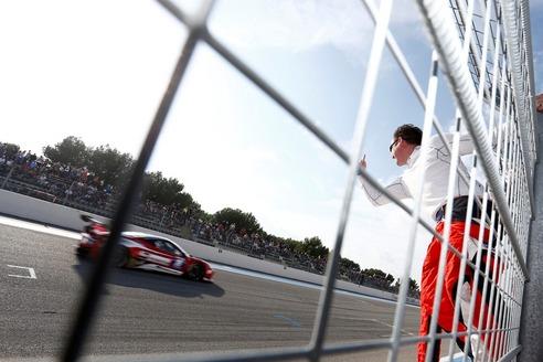 Fabien Barthez sacré champion de France GT