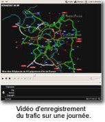 Le site du trafic en temps réel