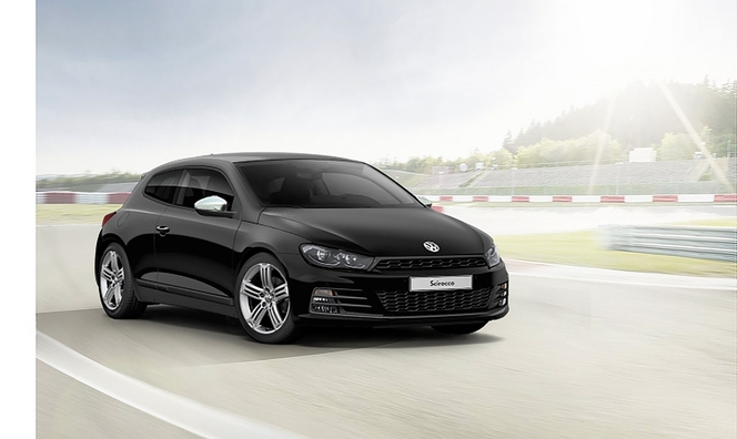 Volkswagen lance la série limitée Scirocco Sport Edition