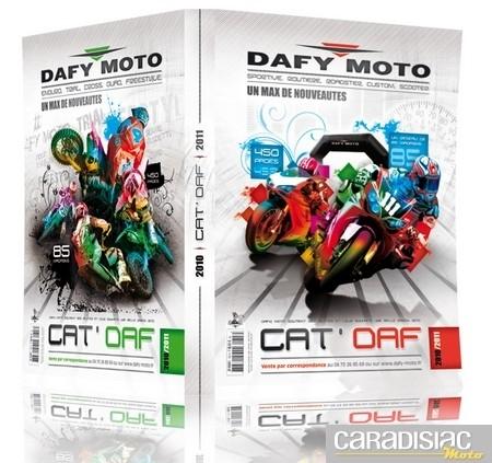 Version 4XL pour le nouveau Cat'Daf 2010 !