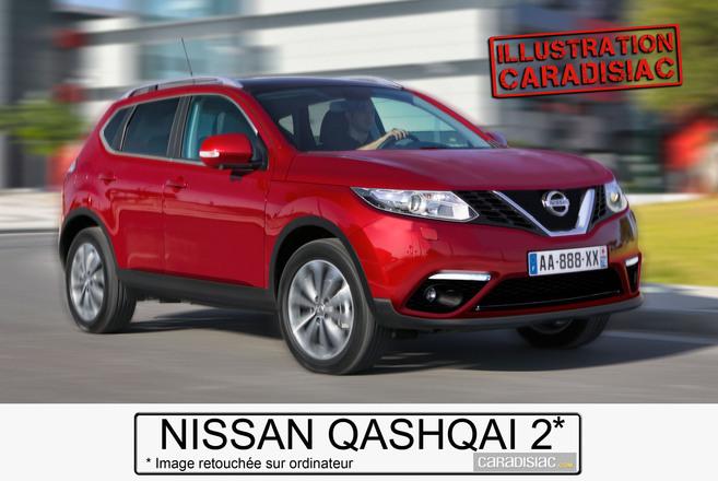 Un nouveau Nissan Qashqai pour 2014