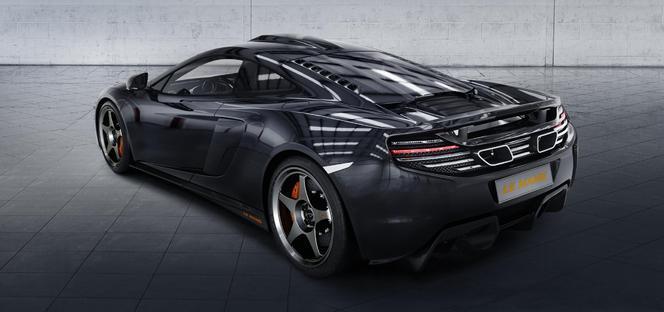 McLaren présente la série spéciale 650S Le Mans
