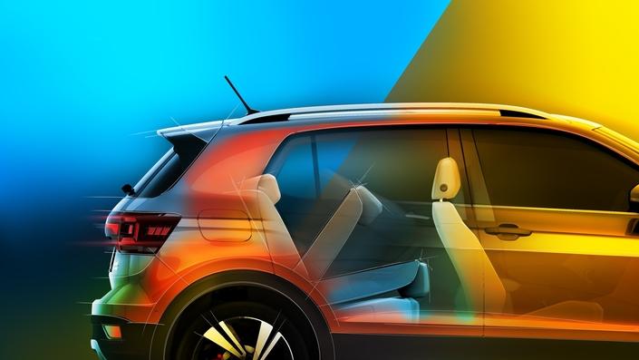 T-Cross: Volkswagen en montre un peu plus