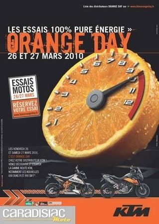 Orange Day 2010 : 26 et 27 mars.