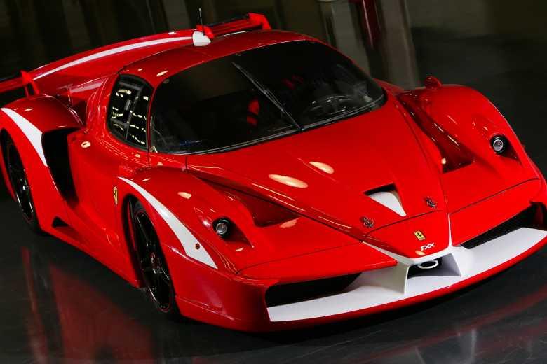 """Ferrari FXX """"Evolution"""